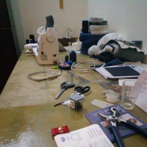 atelier werktafel studio ama